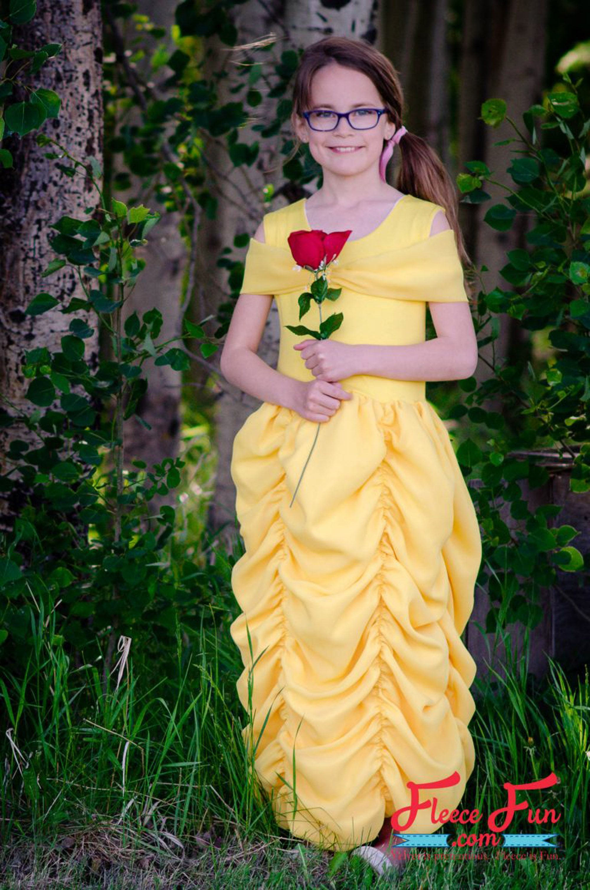 16 diy and store bought beauty and the beast and belle halloween costumes