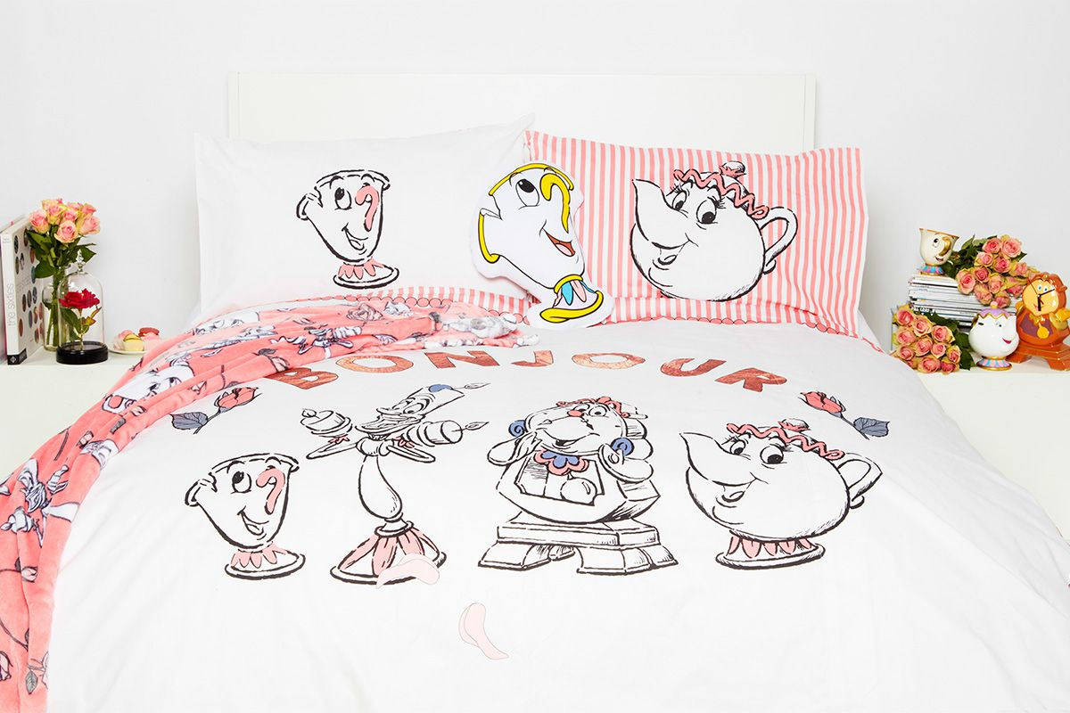 Primark Has Launched Beauty And The Beast Bedding