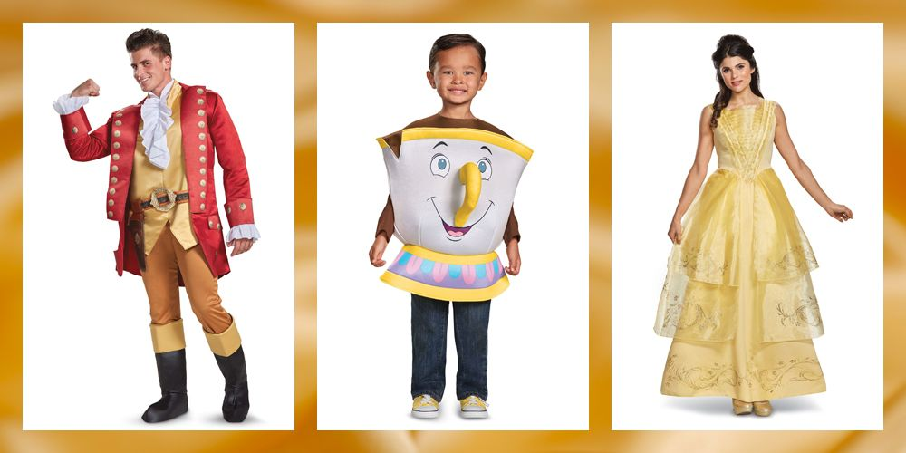 Great Beauty And The Beast Costumes