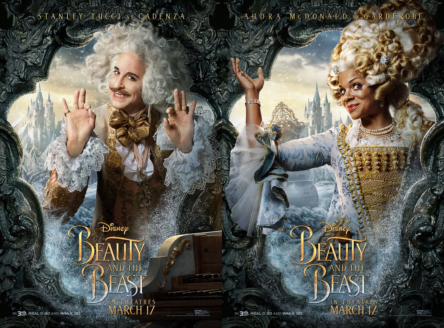Image result for beauty & the beast madame garderobe