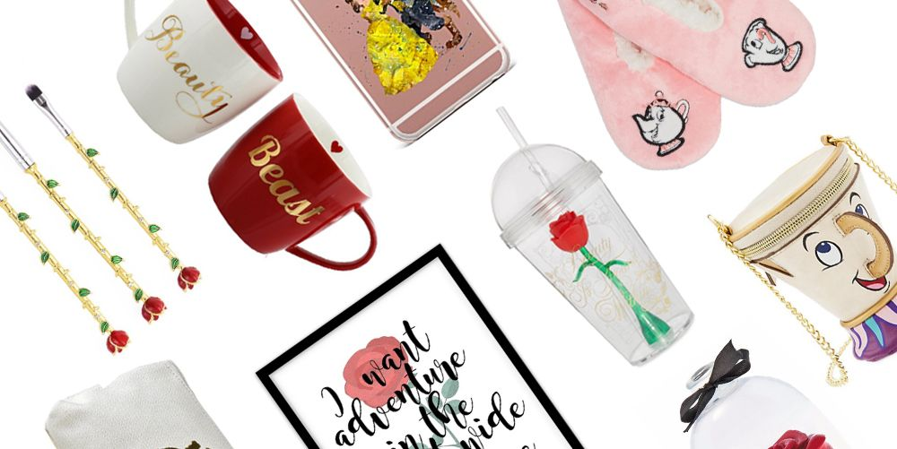 25 ridiculously cute Beauty and the Beast gifts