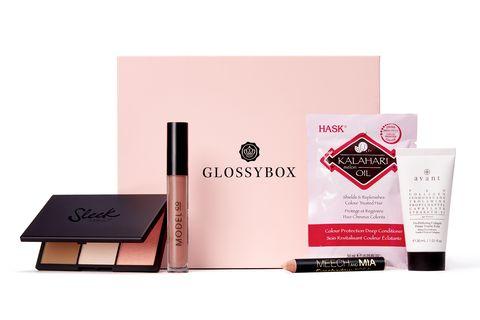 Glossybox summer box