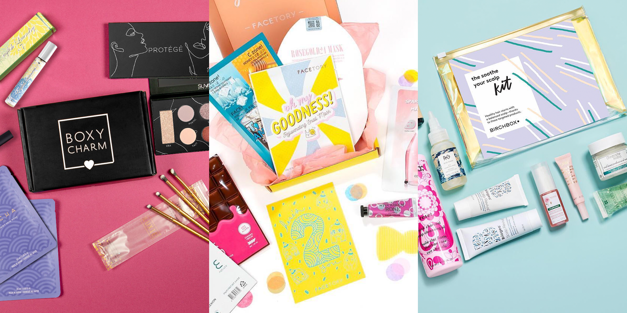 15 Best Makeup and Beauty Subscription Boxes of 2019
