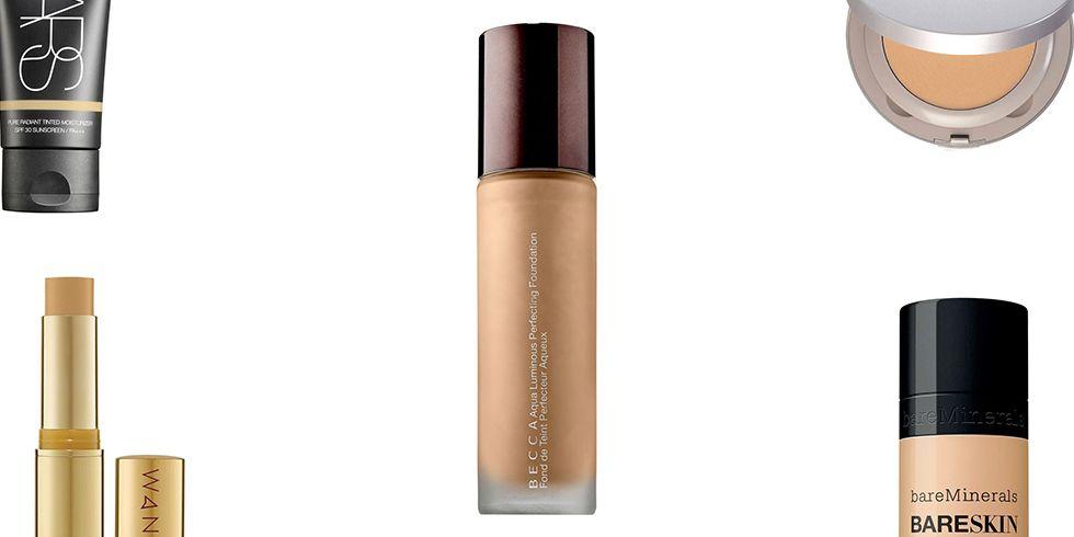 foundation good for dry sensitive skin