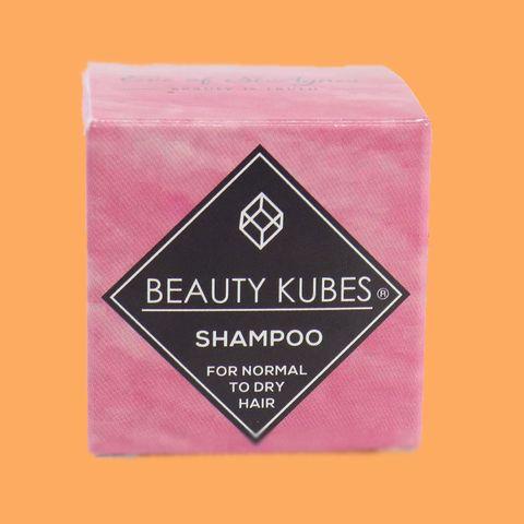 Beauty Kubes Solid Shampoo