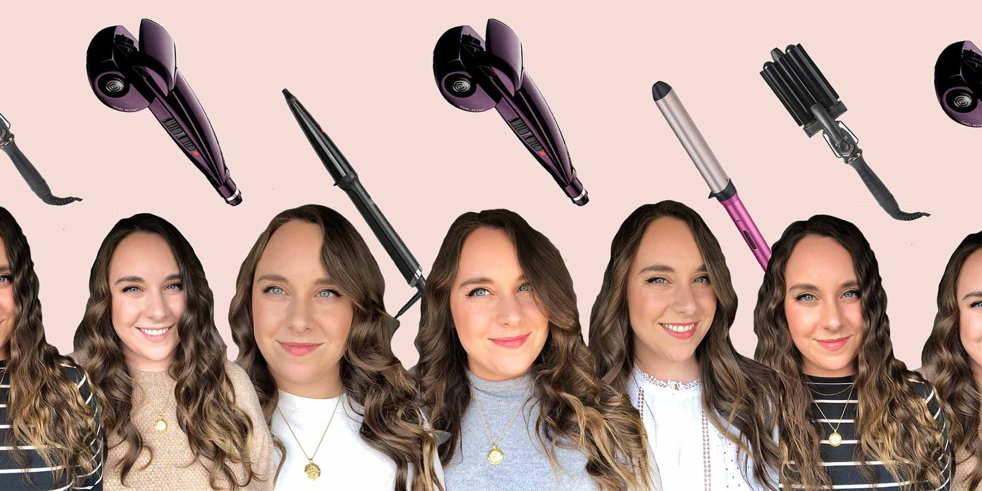 Best Curling Wand 2020 What 11 Different Tongs Do To Your Hair