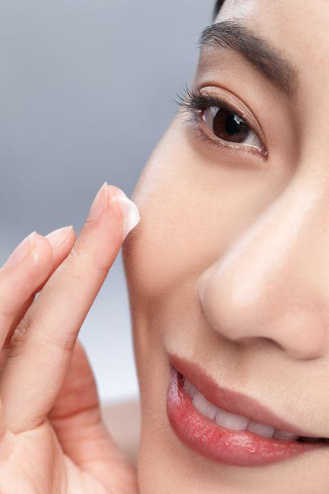 Beauty makeup face