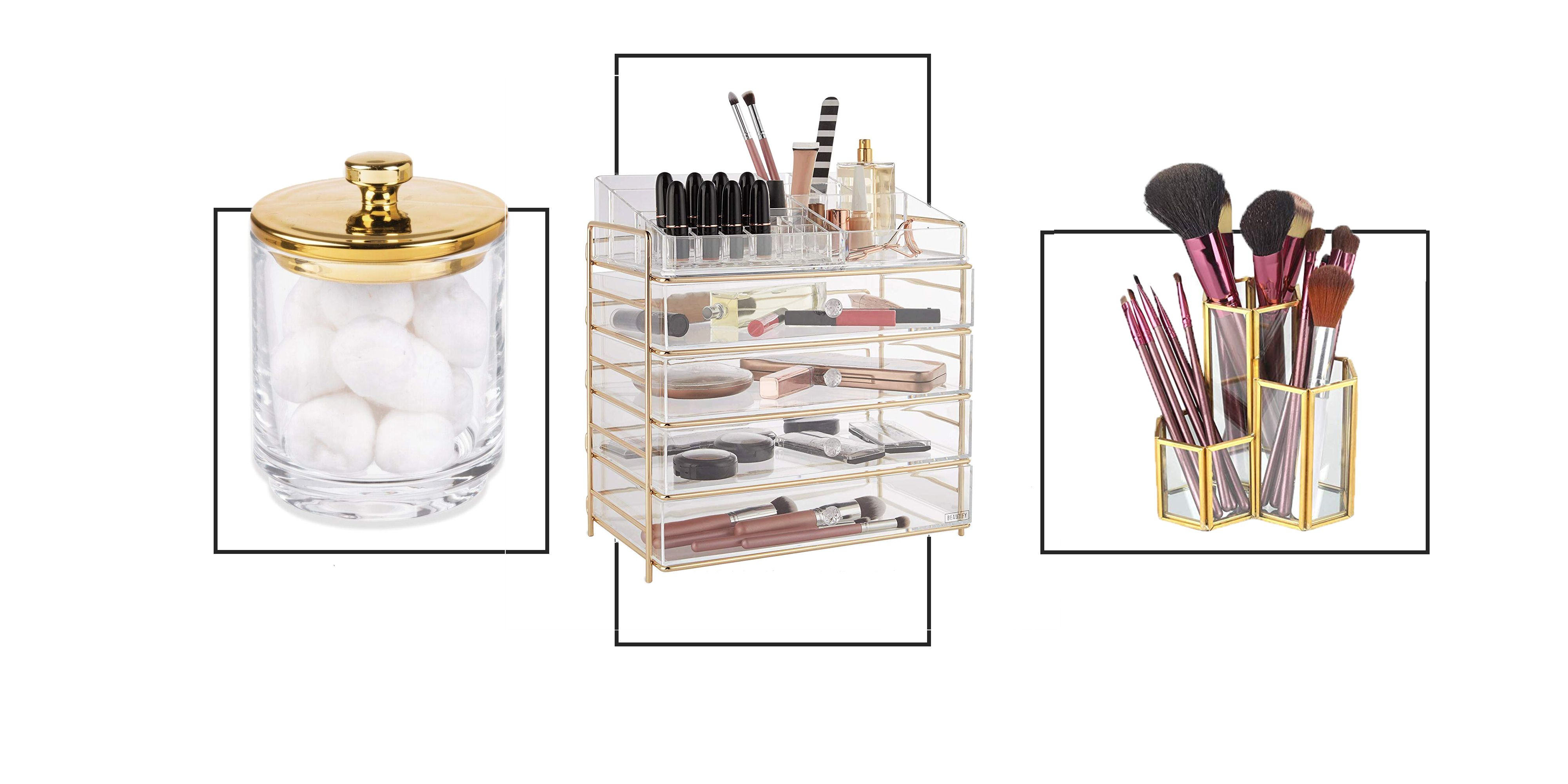 18 of the best beauty organisers on Amazon