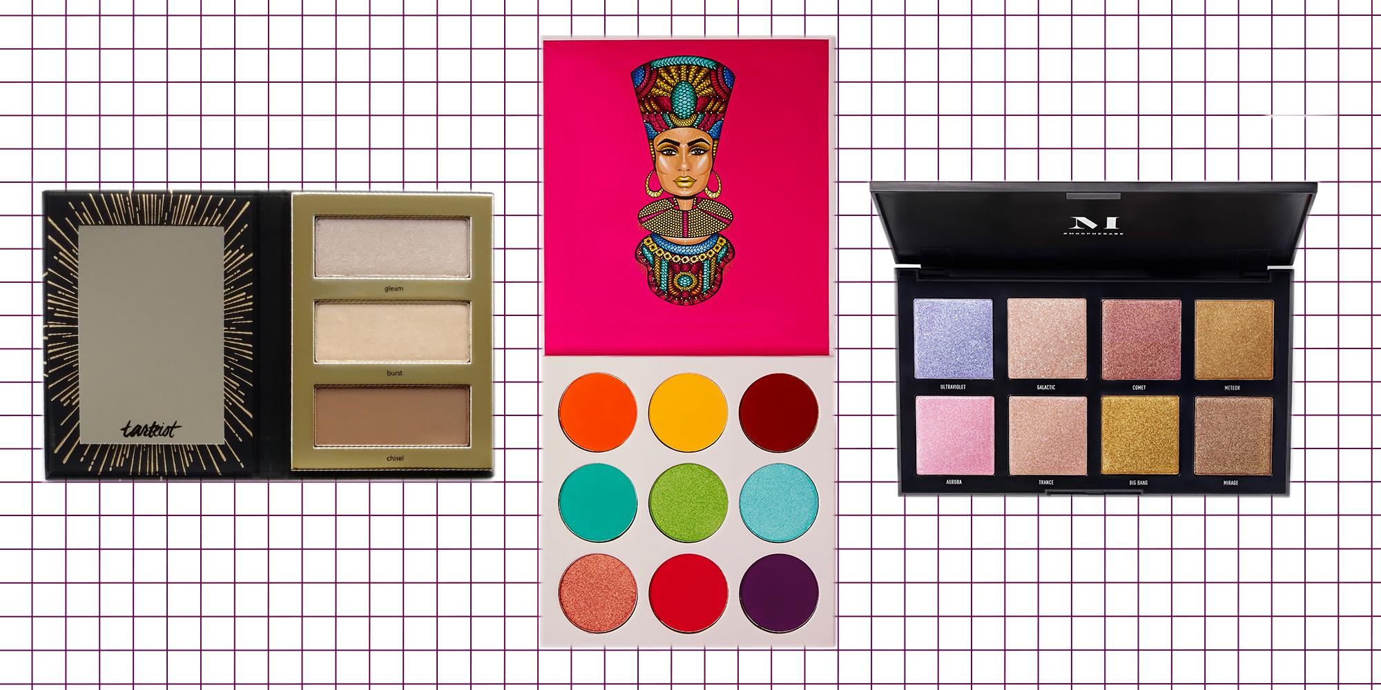 Best Makeup Palettes For Under 25