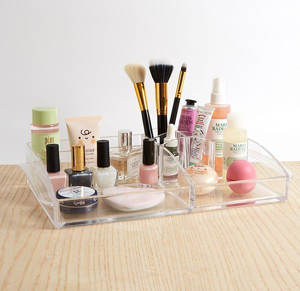 Best beauty storage - makeup organiser