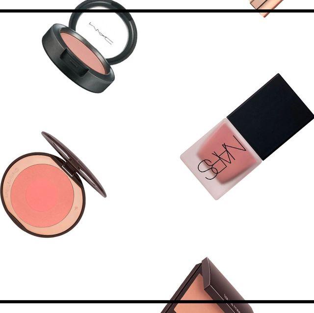 Cosmetics, Pink, Skin, Beauty, Eye, Eyebrow, Cheek, Eye shadow, Lipstick, Face powder,