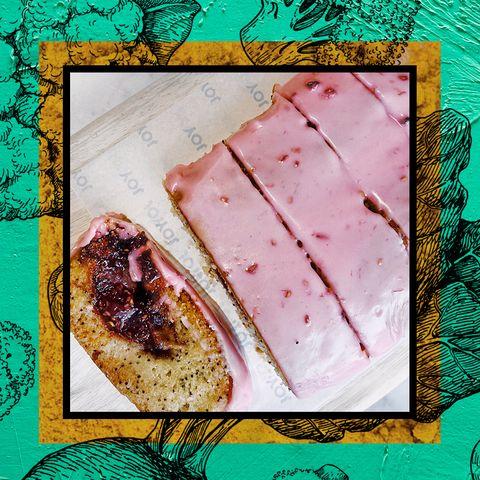 ovenly vegan cranberry loaf