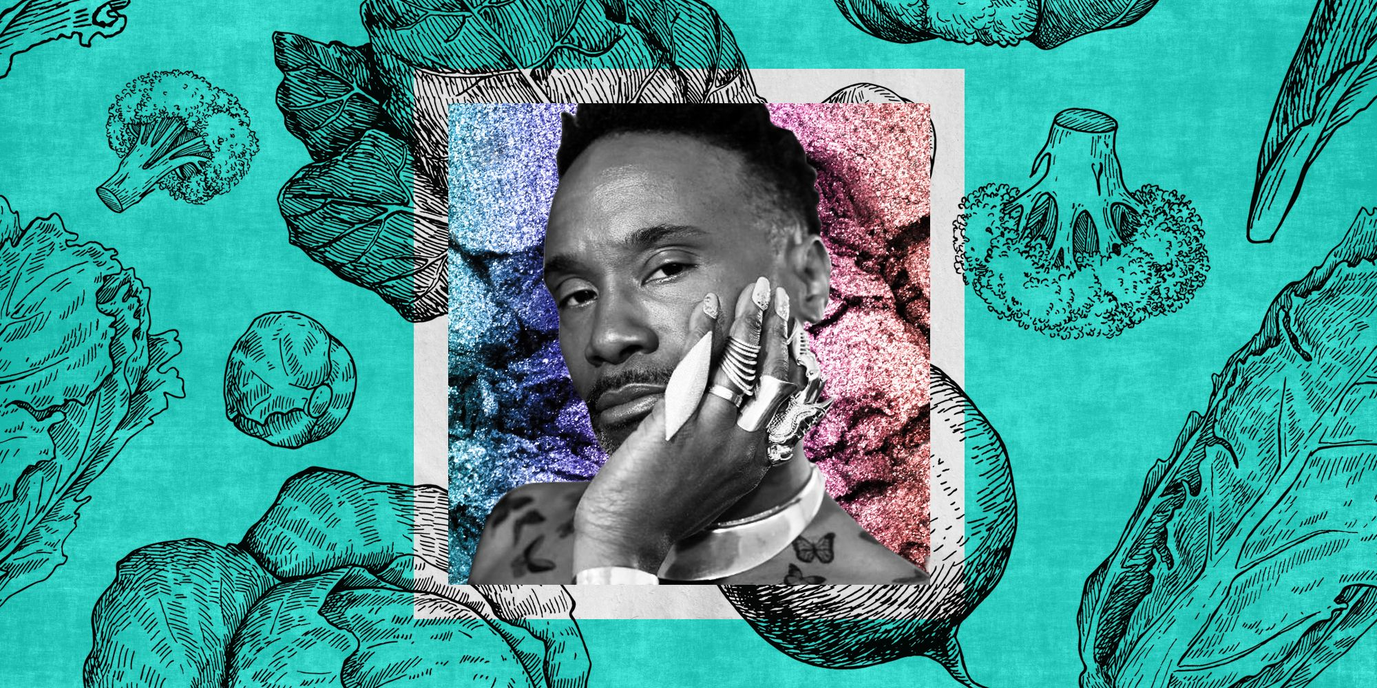 Billy Porter Wants You to Mask and Have a Drink With Him