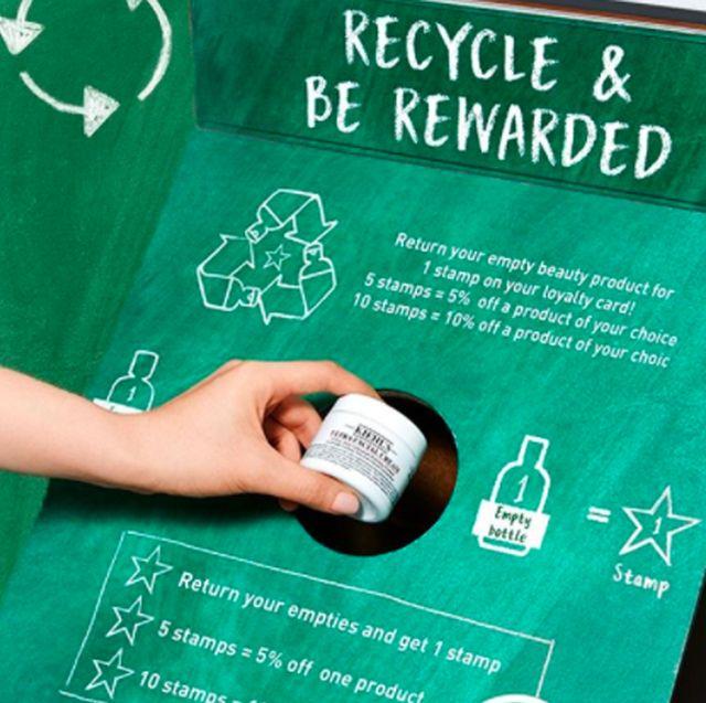 makeup recycling