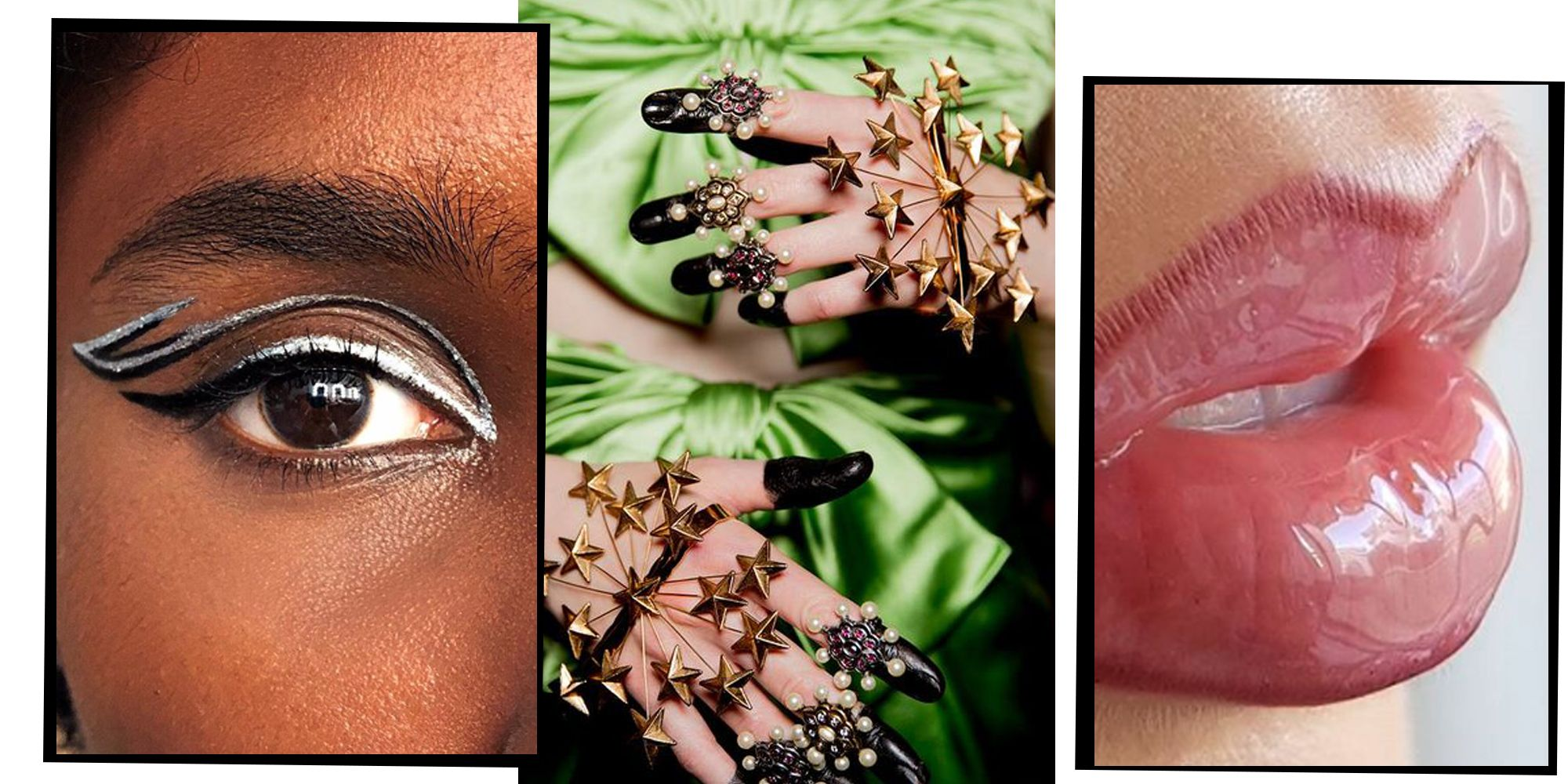 Photography Trends 2020.Beauty Trends 2020 The Hair Make Up And Nail Trends That