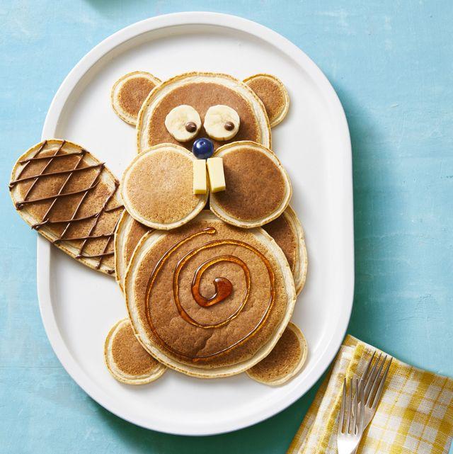 beaver pancakes