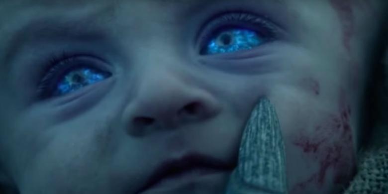 Juego de Tronos bebe