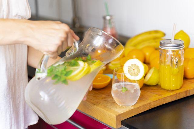 las bebidas más saludables que menos engordan