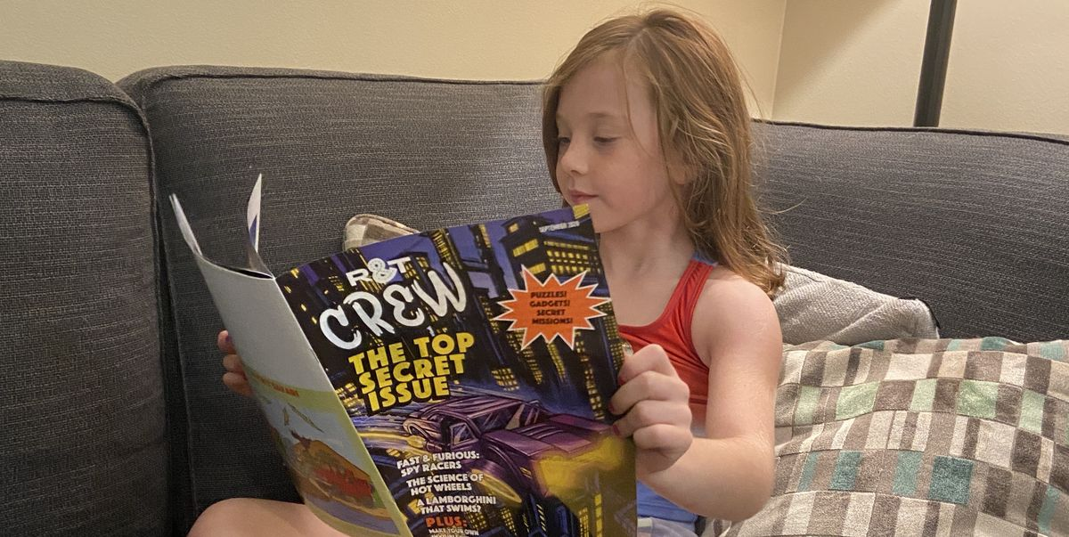 Give the Kids (and Yourself) a Break with R&T Crew