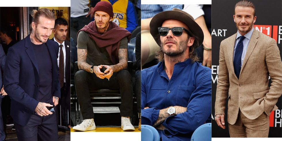 You Steal Beckham Moves From 10 Style Should David vnmN0wO8y