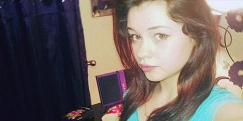 Becky Watts' heartbreaking final texts have been revealed