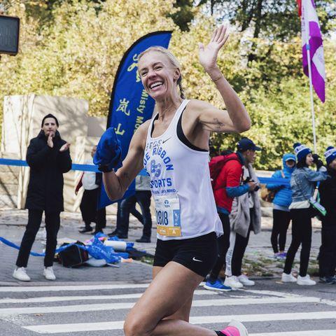 Marathon, Running, Long-distance running, Recreation, Outdoor recreation, Athlete, Sports, Individual sports, Half marathon, Exercise,