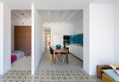 Floor, Flooring, Room, Interior design, Wall, Ceiling, Furniture, Interior design, Fixture, Couch,