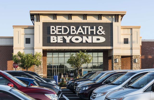 bed bath and beyond retail store