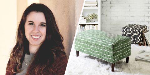 bed bath and beyond textile designer