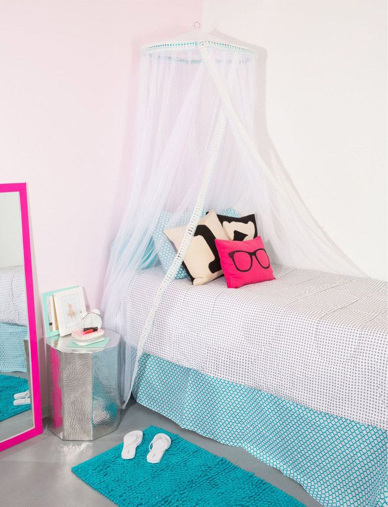 Bed Canopy Diy