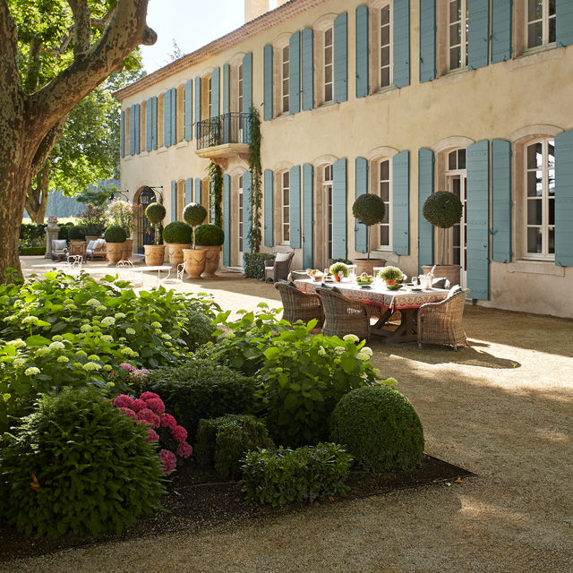 15 Beautiful French Style Gardens Best French Garden Designs