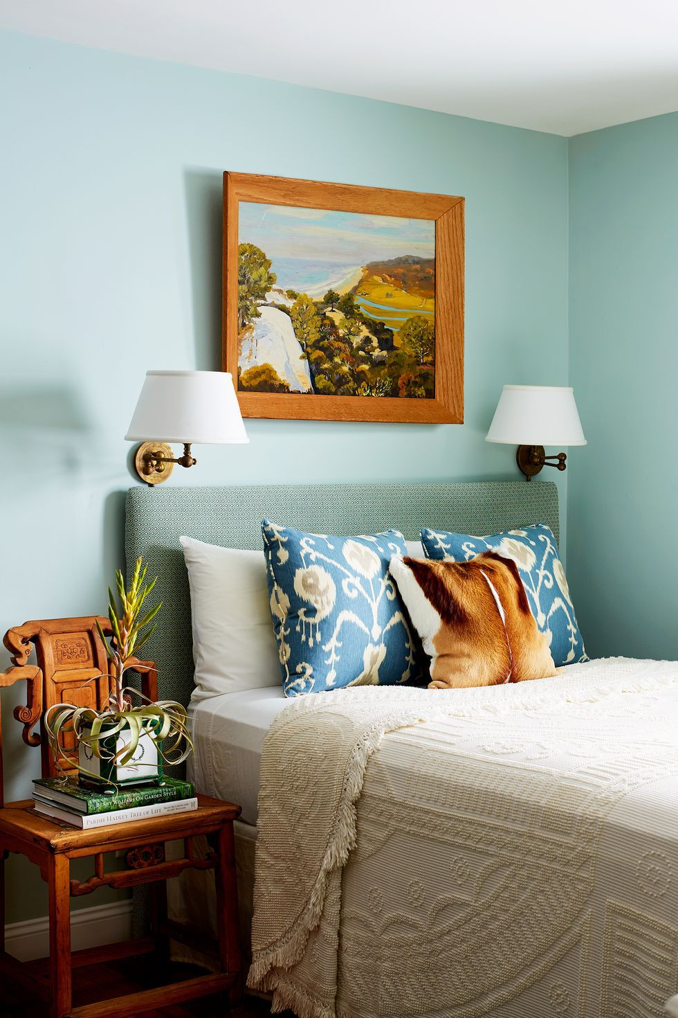 House Beautiful & 20 Best Bedroom Colors 2019 - Relaxing Paint Color Ideas for Bedrooms