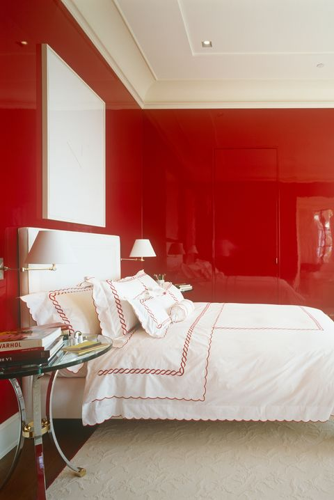Best Bedroom Colors For Romance