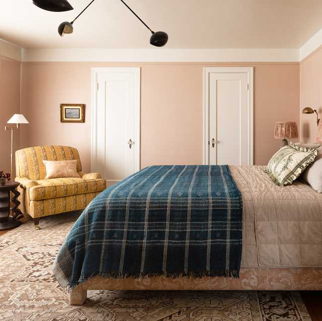 Bedroom, Furniture, Room, Bed, Interior design, Bed frame, Bed sheet, Property, Bedding, Floor,