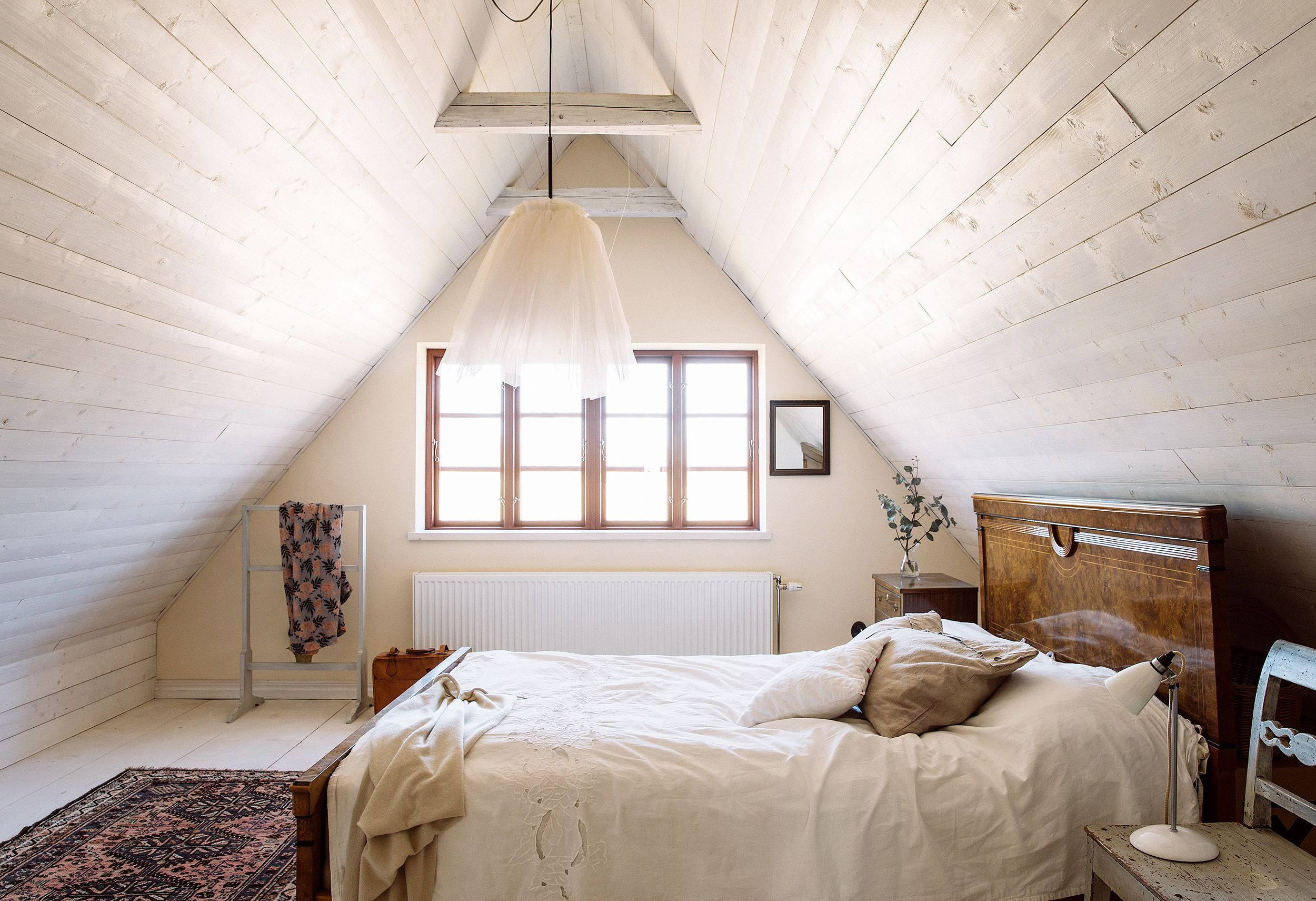 Exceptional Attic Bedroom Ideas