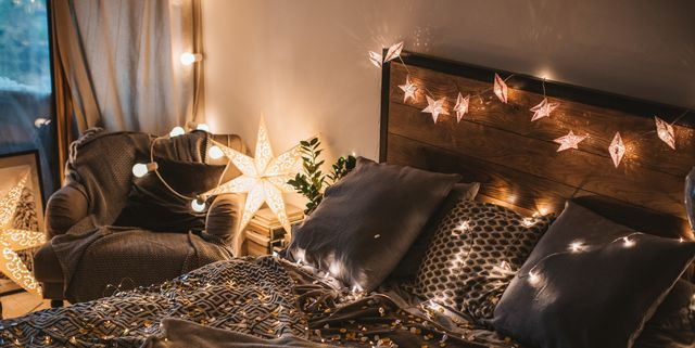Bedroom Fairy Lights Inspiration Fairy Lights For The Bedroom