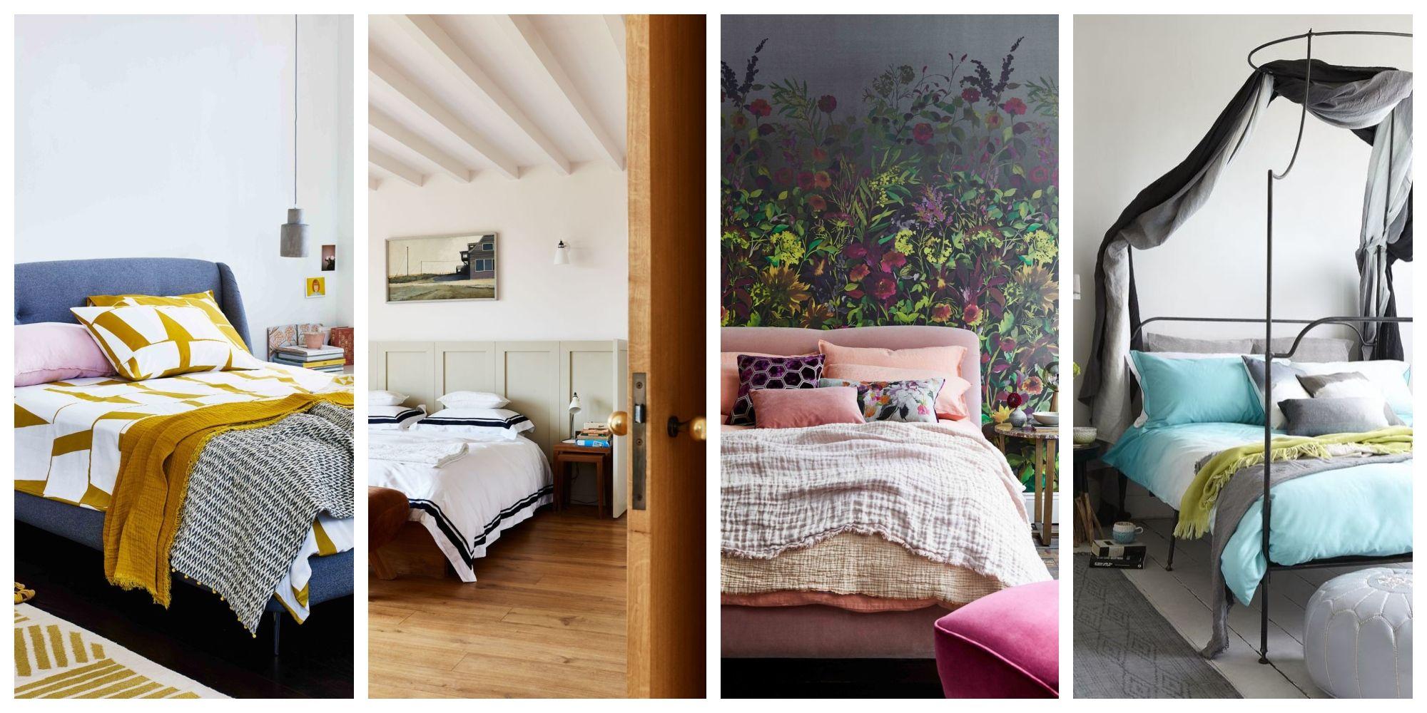 40 beautiful bedroom decorating ideas modern bedroom ideas rh housebeautiful com beautiful 3 bedroom houses pictures beautiful 3 bedroom houses pictures