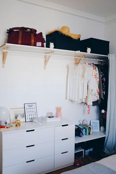 12 Bedroom Storage Hacks Bedroom Organization Ideas