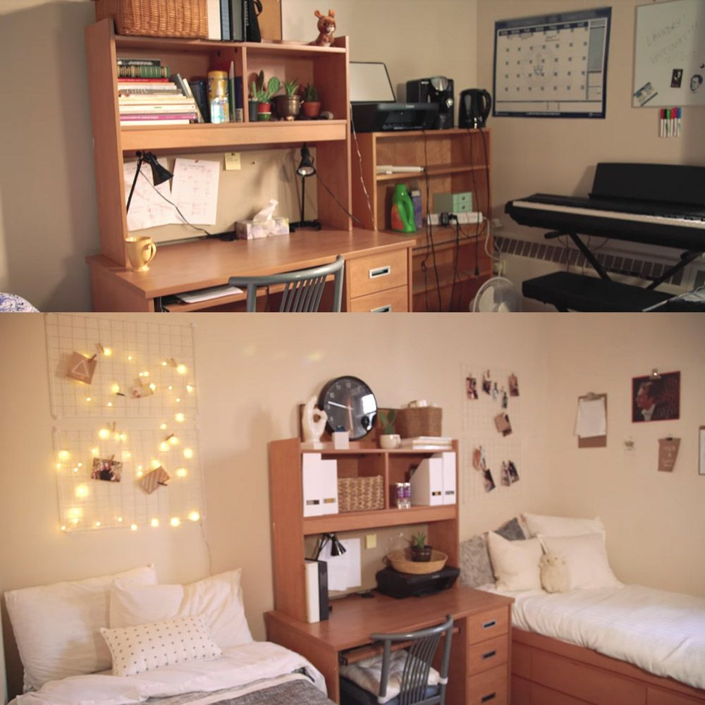 11 bedroom transformations to give you inspiration for your own uni halls