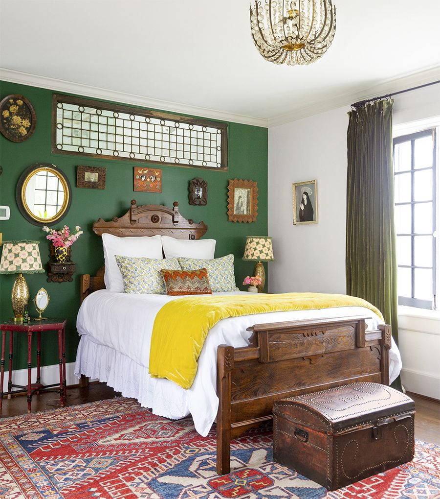 24 Creative Bedroom Wall Decor Ideas , How to Decorate