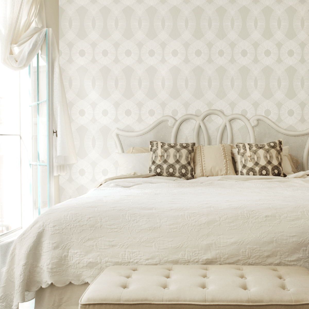 Elegant Bedroom Wallpaper