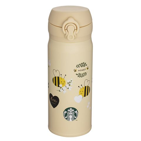 星巴克情人節限定「蜂蜜黃」系列商品軟萌降臨!蜜蜂馬克杯、蜂蜜罐杯匙組等融化你的心