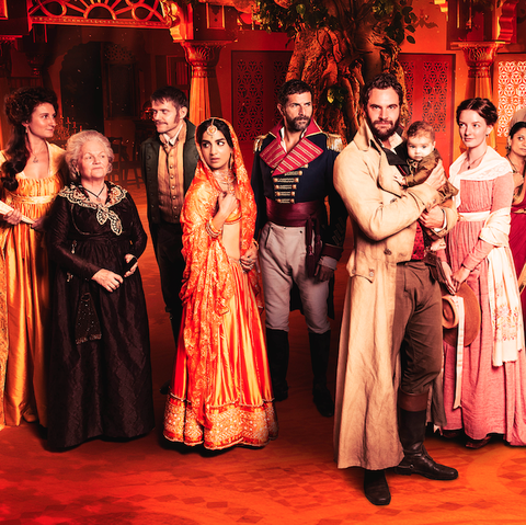 Beecham House gets praise from viewers – but it's no Downton Abbey