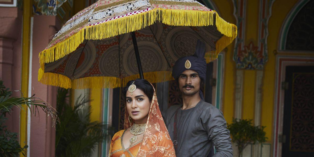 Beecham House's Pallavi Sharda talks second series