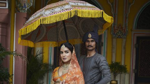 Exclusive: Beecham House star Pallavi Sharda talks show's fate after that series one finale cliffhanger
