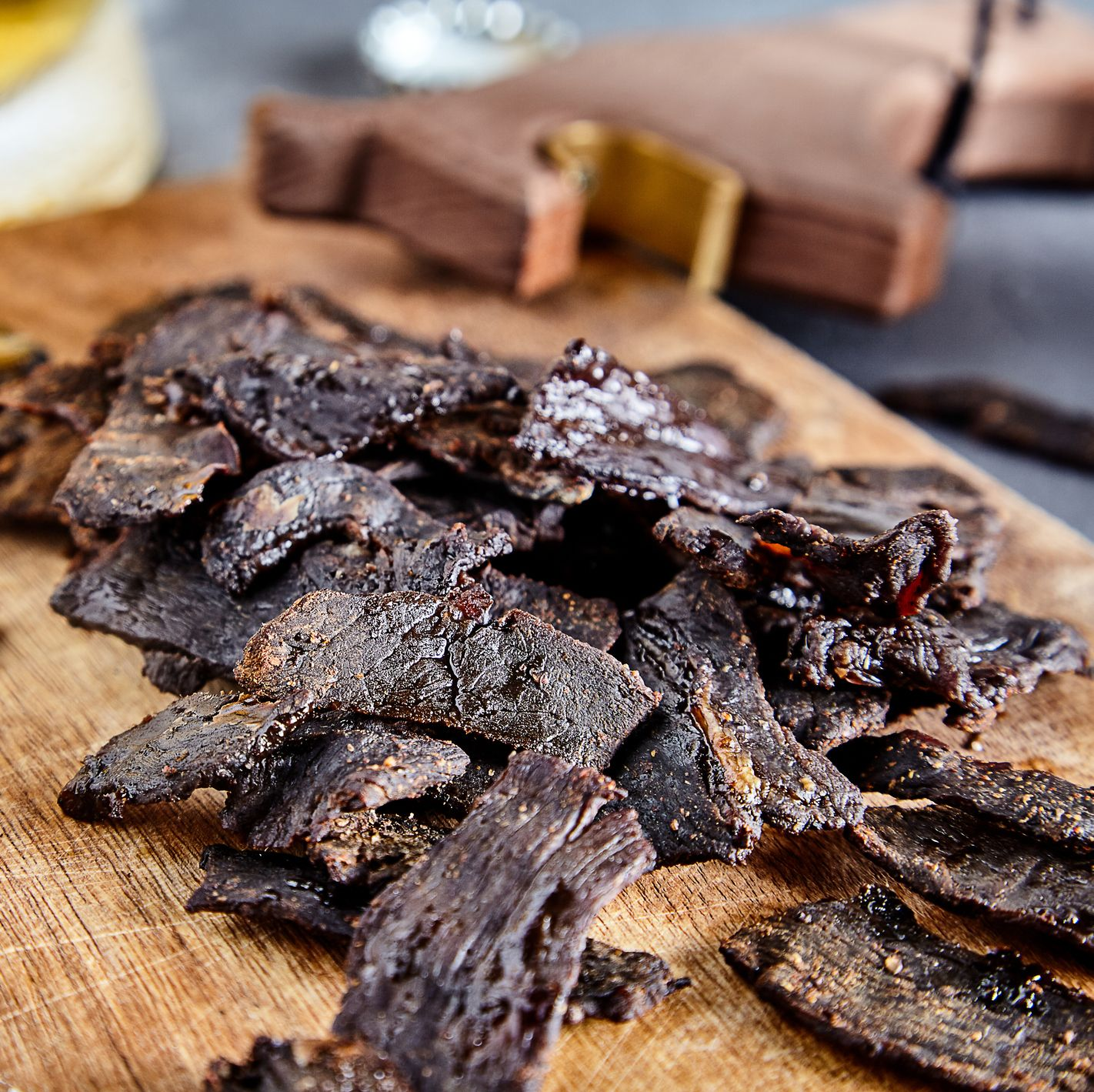The Best Jerky in the World Is Made from Deer—Not Beef