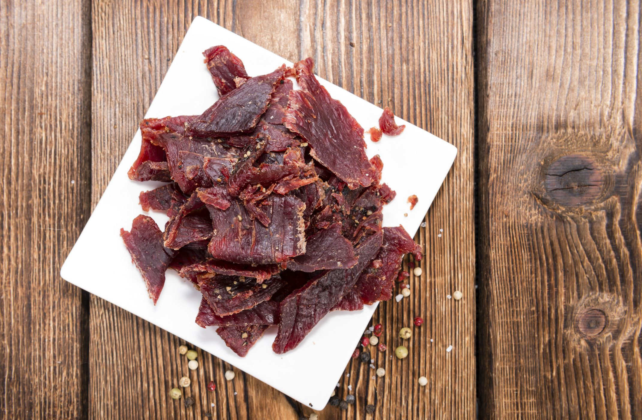 is beef jerky part of the paleo diet