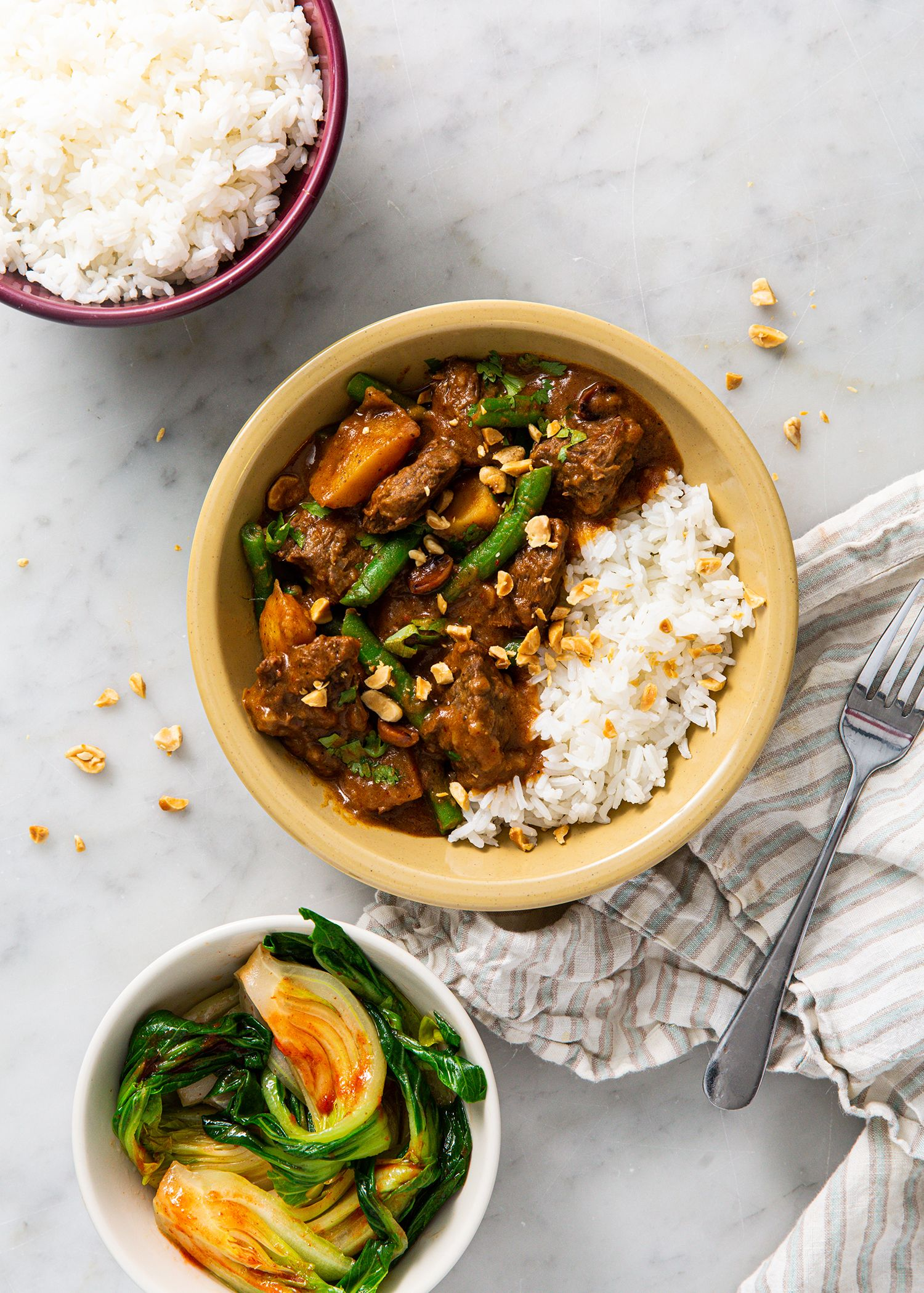 Massaman Curry Recipe Beef Massaman Curry