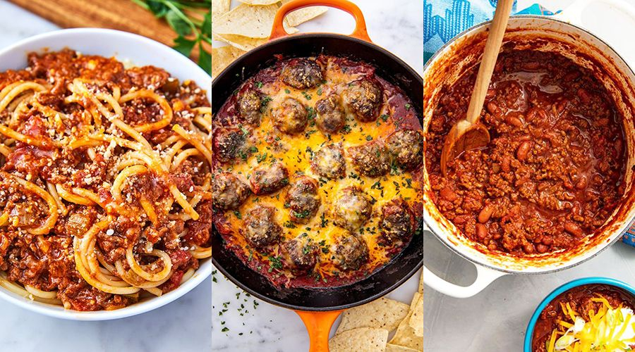 Tastiest Beef Mince Recipes Easy Mince Recipes