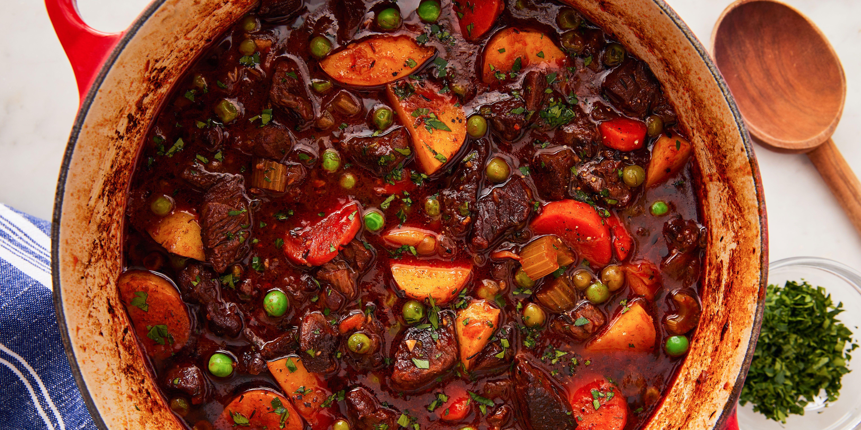 Best Beef Stew Recipe - How To Make Beef Stew